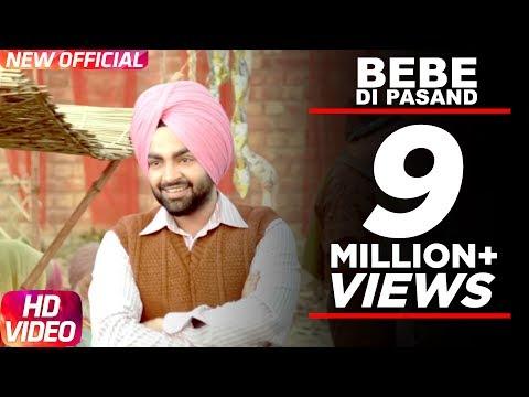 Download Bebe Di Pasand ( Full Video ) Jordan Sandhu | Bunty Bains | Desi Crew HD Video