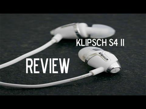Klipsch Image S4i II - Klipsch s4 review - Best Headphone ?