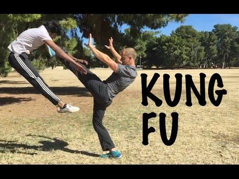 Real Shaolin Kung Fu in the Modern World (видео)