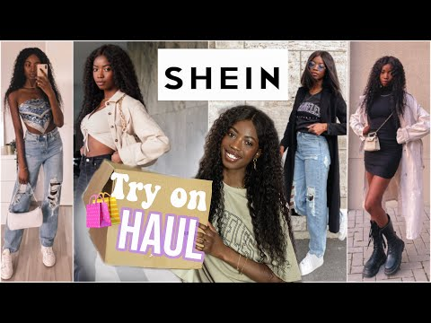 SHEIN Try on Fashion Haul / Herbst 🍂 | Abigail
