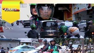 #JAKARTA - Fenomena Moda Transportasi Online