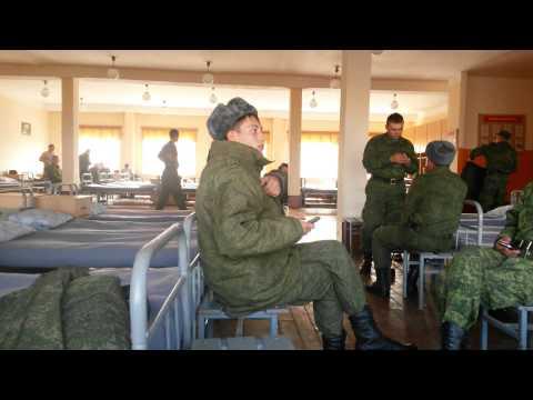 В одной из воинских частей хабаровского края появились сразу три сына полка