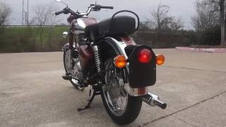 9. 2012 Royal Enfield Bullet C5 Chrome - DallasMoto.net