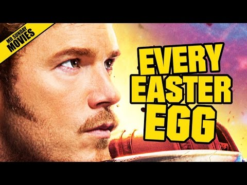 Every Easter Egg and Reference in Guardians of the Galaxy