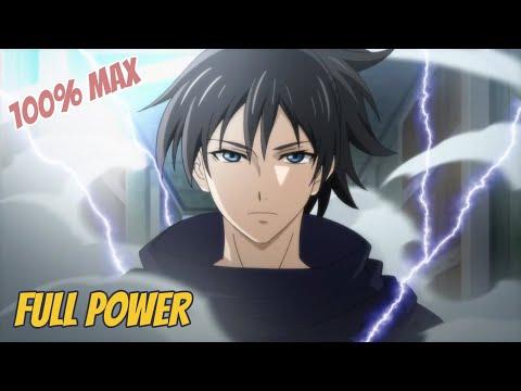 10 Anime Overpower Terbaik Dengan Pertarungan Epic