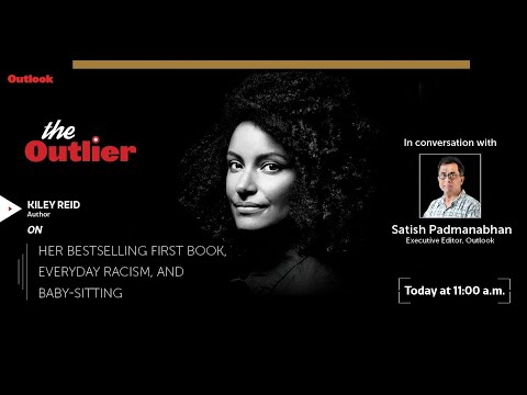 The Outlier Episode 13 – Kiley Reid, Author, in conversation with Satish Padmanabhan