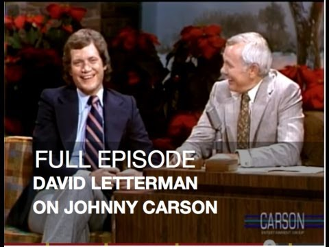 letterman - David Letterman, Bruce Dern, and Opera Singer Judith Blegen appear in this Christmas holiday full episode of the Tonight Show Starring Johnny Carson. Johnny ...