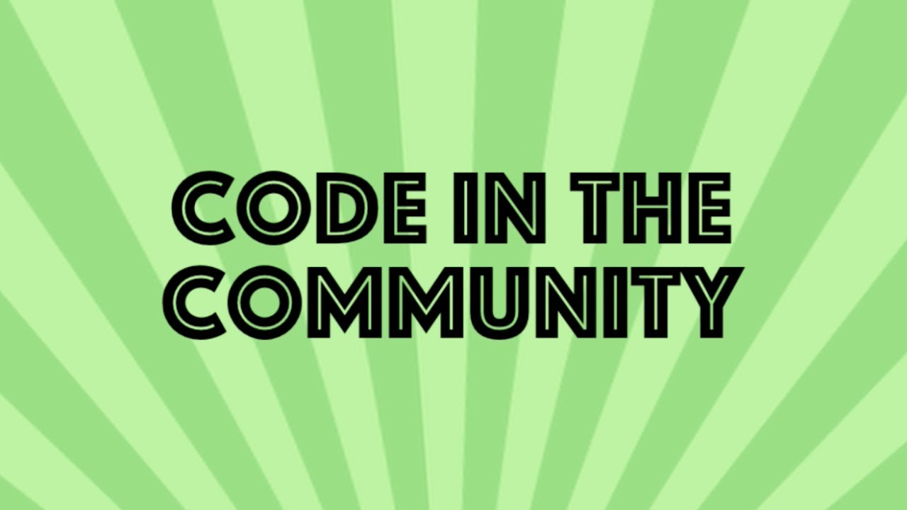 Code in the Community - Big dreams and bright ideas from Singaporean kids who code