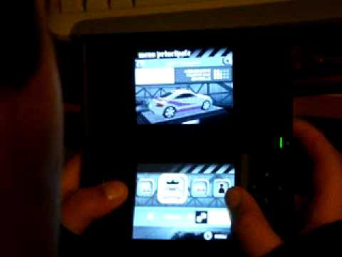 trucos para need for speed most wanted nintendo ds