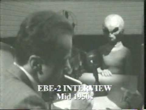 ufo - interview with alien in area 51