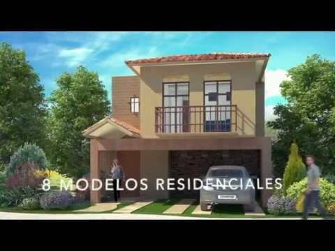 Soneto Residencial en Zibata Queretaro видео