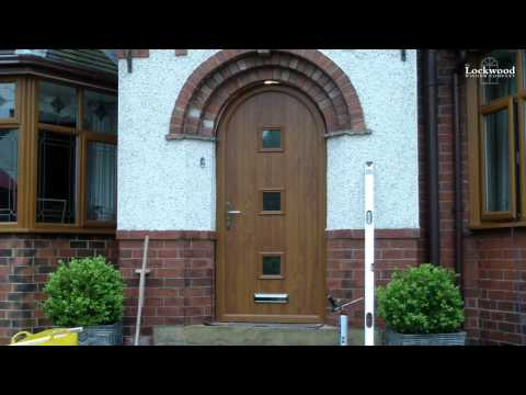 Composite Door Installation 1