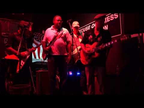 Blackjack - Linwood Taylor, Clarence Turner, Sol Roots @ JV's, Falls Church VA 9-7-2014