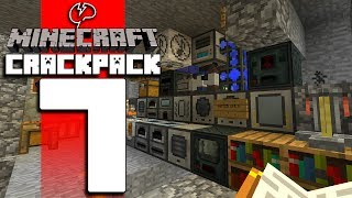 Minecraft CrackPack - EP07 - Tough Times