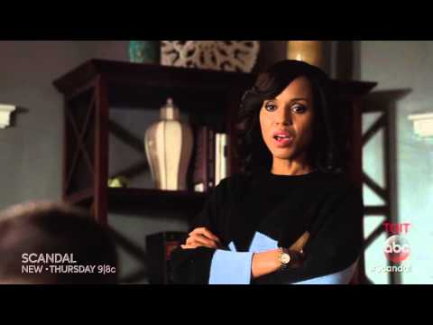 Scandal 5.13 (Clip 'Trouble for the White House?')