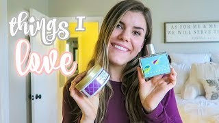 hi guys! today I'm sharing some of my FAVORITE products ever! I hope you enjoy! :) xx Caminstagram @cambriajoy  twitter @breelovesbeauty  weekly fitness tips, recipes, + inspiration click here: http://www.cambriajoyexclusives.com/signup/    L O V E SLove + Toast Honey Coconut Perfume http://rstyle.me/n/cny2q5bv7mpDeep Steep Argan Oil Sugar Scrub https://iherb.co/iPptezZThickening B-Complex Shampoo https://iherb.co/2HkzDENqLip Liner https://www.realher.com/products/lip-linerTruth Vitamin C Serum http://rstyle.me/n/cny2ugbv7mpBRIOGEO ROSARCO MILK REPARATIVE LEAVE IN CONDITIONING SPRAY http://rstyle.me/n/cny2vbbv7mpFavorite Book https://bookshop.robingunn.com/collections/christy-todd-the-baby-years/products/salty-kissesAfrican Sunrise Tea http://rstyle.me/n/cny2wpbv7mp