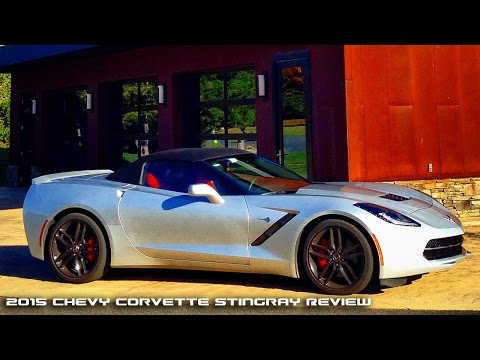 2015 Chevrolet Corvette Stingray Convertible Review – Fast Lane Daily