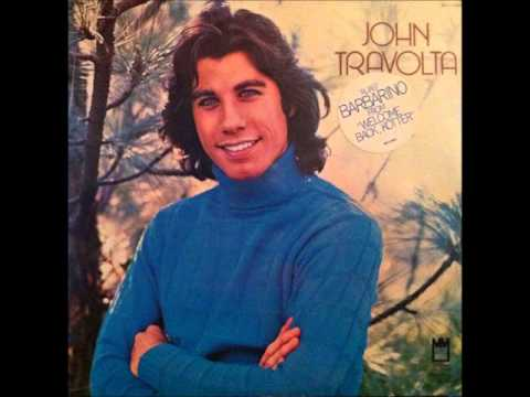 John Travolta - Never gonna fall in love again lyrics