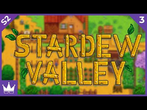 Twitch Livestream | Stardew Valley: Season 2 Ep. 3 [Xbox One]