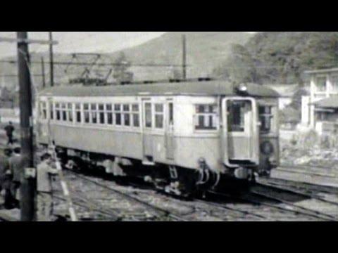 幻の淡路鉄道 16ミリフィルム発見、上映