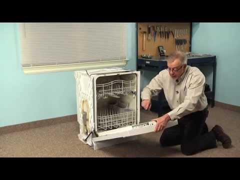 Dishwasher Repair – Replacing the Control Board (Whirlpool Part # W10084142)