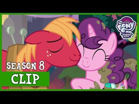 Big Mac Returns with Sugar Belle (The Break Up Break Down)   MLP: FiM [HD]