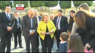 Il-Gzira Malta  City new picture : Il-president ta' Malta żaret il-lokalitajiet kollha tal-gżira Għawdxija.