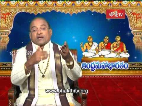 Andhra Mahabharatam - Salya Parvam (Episode 1330 | Part 3)
