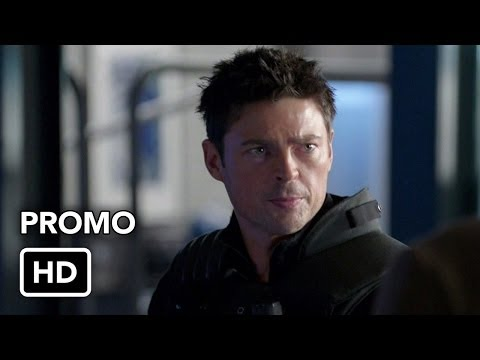 Almost Human 1.09 Preview