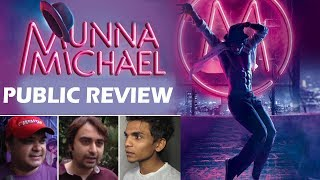 Munna Michael was written keeping in mind Tiger Shroff's best skills: dancing and action. Check out how has the movie faired at the box office in this public review.Click here to DOWNLOAD the Bollywoodbackstage Mobile App Android APP-https://play.google.com/store/apps/details?id=com.app.bollywoodapp iOS  APP-https://itunes.apple.com/app/id959275342 For more Bollywood news and gossiphttp://www.youtube.com/user/bollywoodbackstage?feature=mheeSubscribe at http://www.youtube.com/subscription_center?add_user=BollywoodBackstageLike us on Facebookhttp://www.facebook.com/bollywoodbackstageFollow us on Twitterhttps://twitter.com/#!/BollywoodBstage