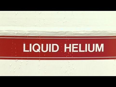 Flüssiges Helium und Party Balloons - Periodische Tabelle der Videos
