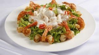 Món Ngon Mỗi Ngày - Salad Măng Cụt