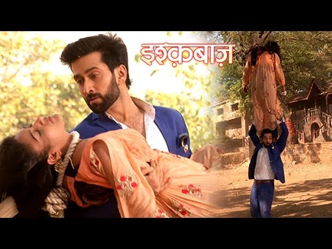 Shivaay SAVES Anika's Life In JUNGLE | Ishqbaaz