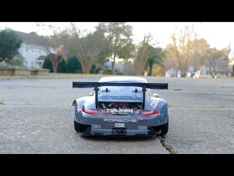 RS4 Sport 3 Flux Porsche 911 Falken - FIRST RUN FAIL