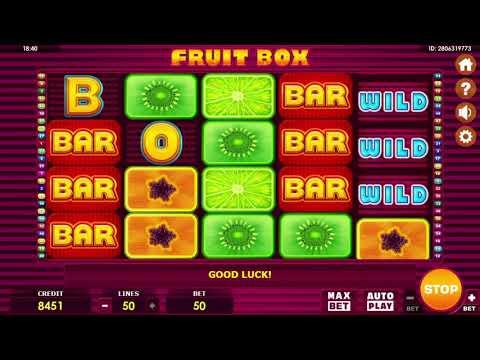 Fruit Box Slot
