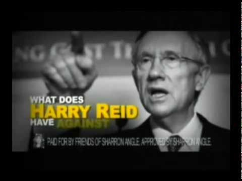 Racist Ads From Tea Party Candidate Sharron Angle