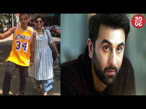 Sonam Kapoor Vacationing With Beau Anand | Ranbir