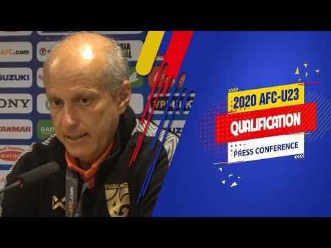 HLV trưởng U23 Thái Lan không cho phép học trò thỏa mãn dù thắng đậm Brunei | VFF Channel - Thời lượng: 86 giây.