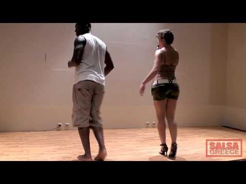 Бразильский Зук: базовые движения. Видео урок.