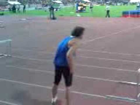 Drunk High Jumper