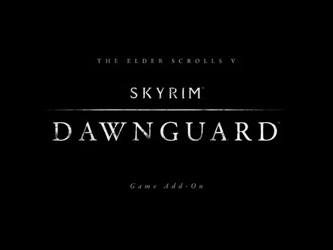 The Elder Scrolls V: Skyrim Dawnguard Gameplay