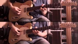 Alt-J (∆) - Fitzpleasure (Guitar Cover)
