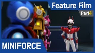 Video [Feature Film] Mini Force : New Heroes Rise (Part4) MP3, 3GP, MP4, WEBM, AVI, FLV September 2018