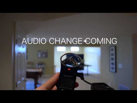 Zoom H1 Handy Recorder - Vocal Test