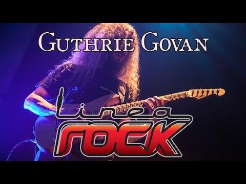 Intervista a Guthrie Govan