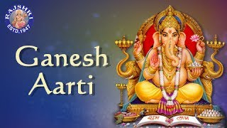 Sukhkarta Dukhharta - Ganesh Aarti With Lyrics - Sanjeevani Bhelande - Marathi Devotional Songs