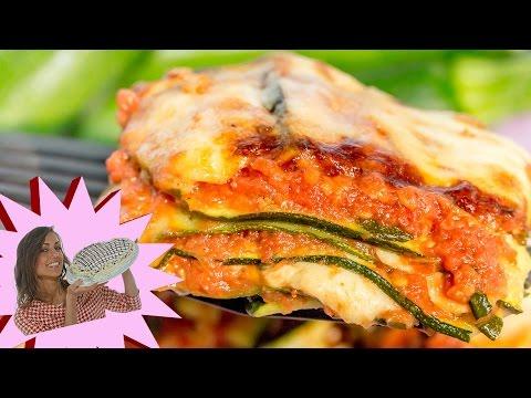 parmigiana di zucchine - ricetta