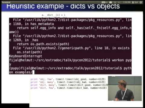 Image from How to get the most out of your PyPy