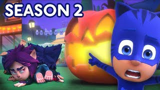 Video PJ Masks Halloween Tricksters! 🎃SEASON 2 HALLOWEEN SPECIAL 🕸Cartoons for Kids MP3, 3GP, MP4, WEBM, AVI, FLV Oktober 2018