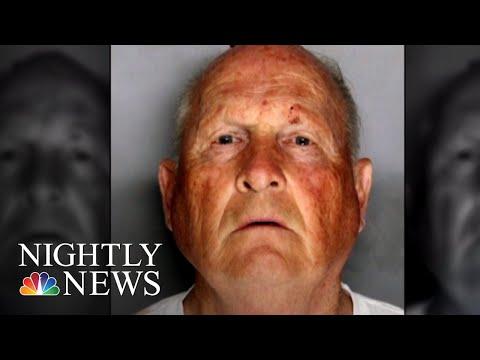 Ex-Police Officer Arrested In Golden State Killer Case   NBC Nightly News